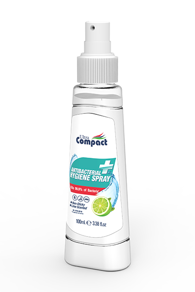 Antibacterial Hygienic Spray