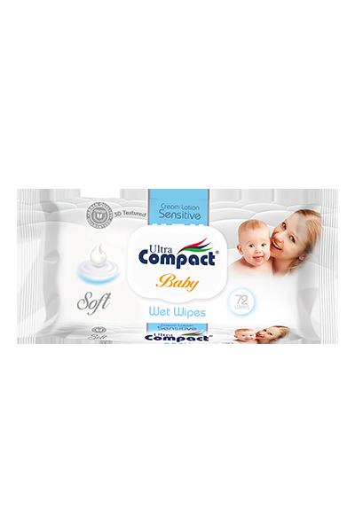 Baby Cream Lotion Sensitive
