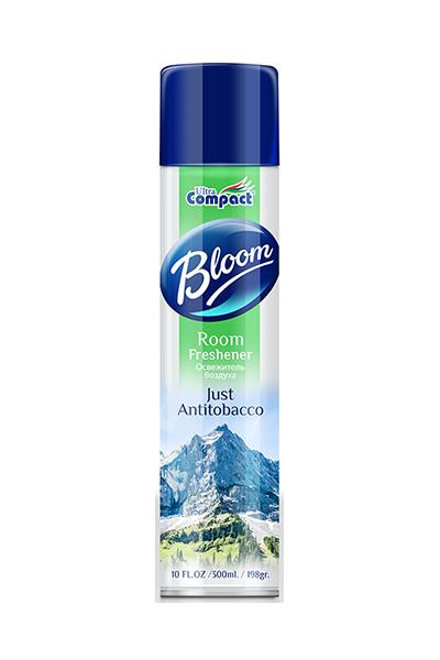 Bloom Just Antitobacco