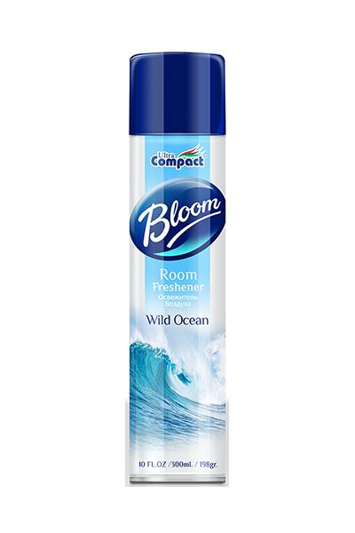 Bloom Wild Ocean