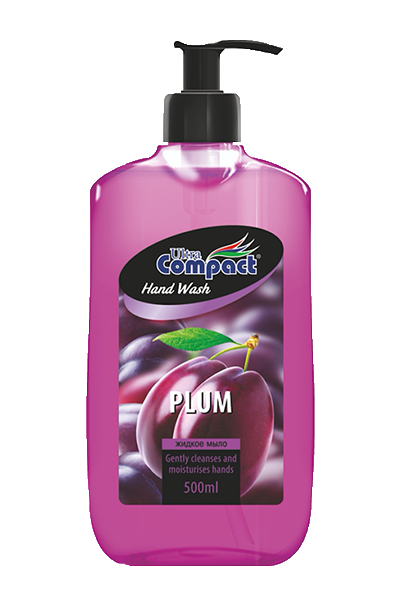Plum Hand Wash