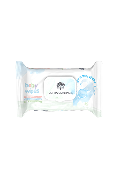 Pure  Water Baby Wet Wipes